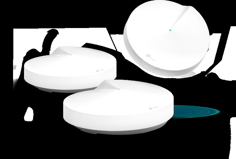 Deco M9 Plus er små og diskrete, så de er nemme at placere.