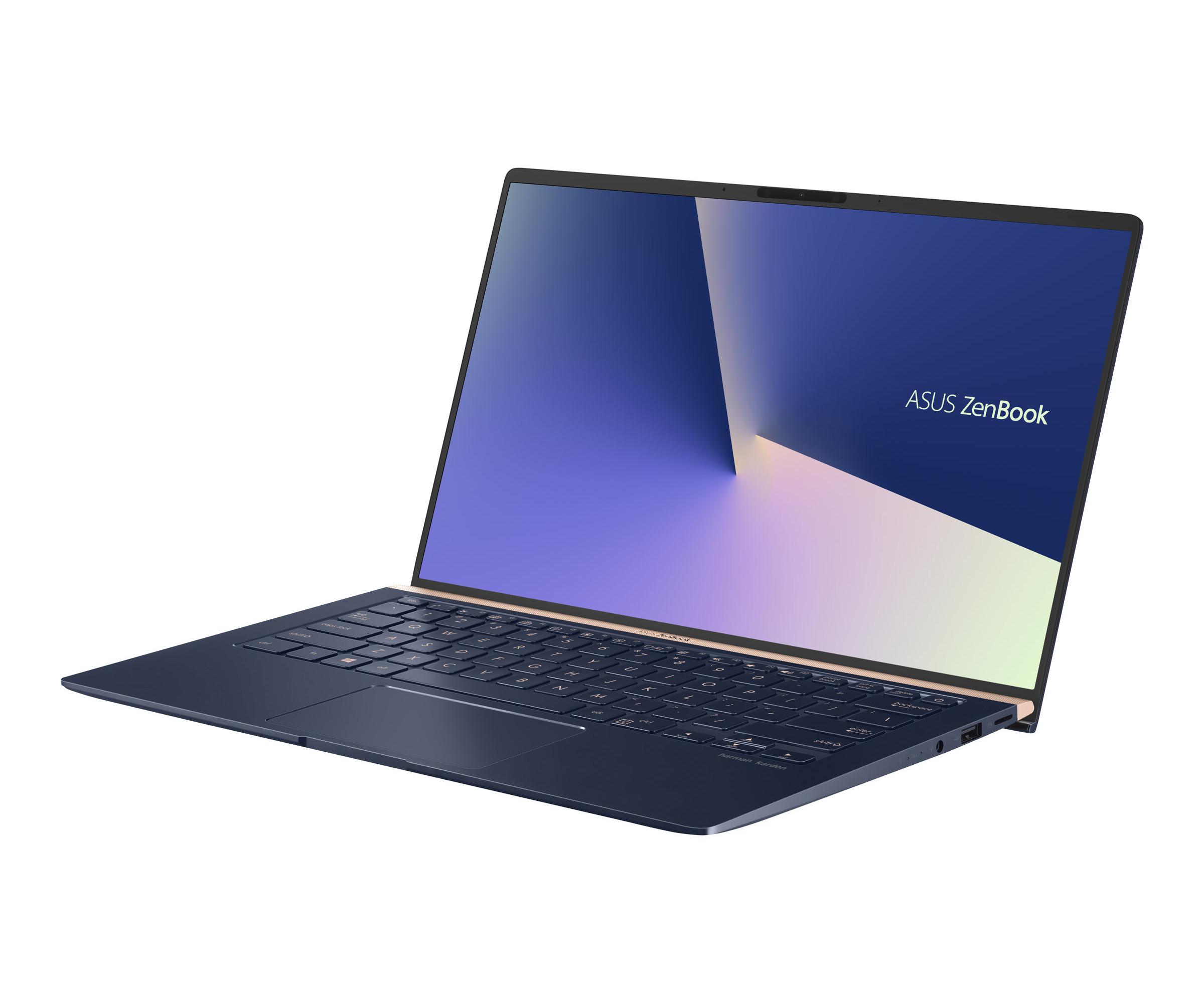 ASUS ZenBook har den mindste skærmkant, vi nogensinde har set.