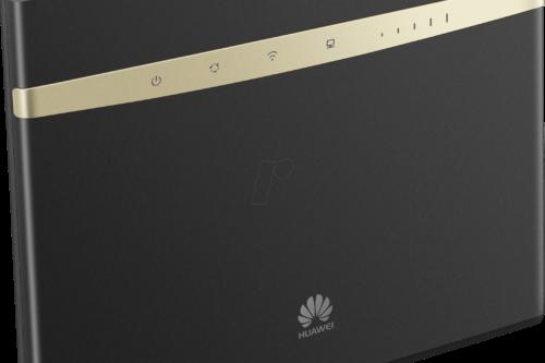 Huawei B525 fås i sort eller hvid udgave.